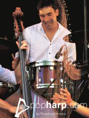 Milevska Trio ,Concert @ La Cave Romagnan